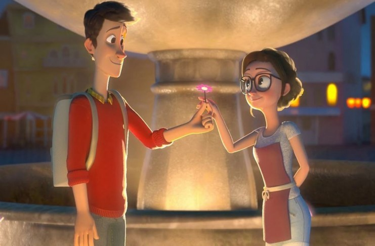 The Wishgranter: Ένα animation που θα σε κάνει να πιστέψεις στα θαύματα και την αγάπη! (video)